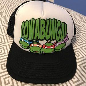 Other - Teenage Mutant Ninja Turtles Trucker Hat